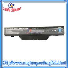 6 Cell 5200mAh 10.8V Laptop Battery for HP Compaq 550 Black