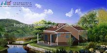 beautiful modular prefab guard house
