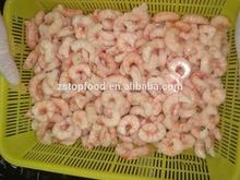 Frozen PUD shrimp