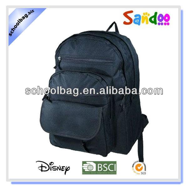 simple style school bag