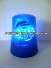 "8"" Blue Rotating Beacon Light"