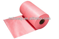 Kithchen Cellulose Disposable Cleaning Roll Cloth (factory-outlet)