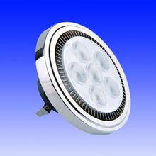 220V 6*3w BridgeLux Epistar chip Dimmable AR111 GU10 LED