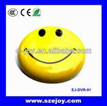 New Smile face mini dv camera,mini hidden camera,mini digital camera Support Micro SD card hd&EJ-DVR-91