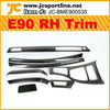 Carbon Fiber E90 Interior Trim for BMW E90 Right Hand Davier