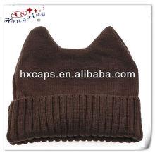 Coffe new beanie for 2013 caps in crochet for children