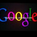 señales electrónicas logotipo de la empresa