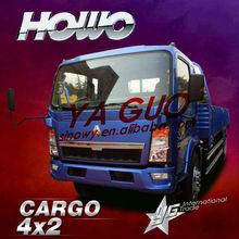 Howo 4x2 (6wheels) cargo truck sino mini pickup truck for sale