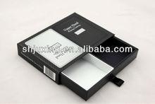 high quality customize paper paper sliding box