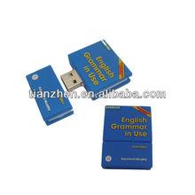 16gb portable English book shaped simulation usb flash drive