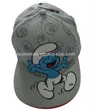 Cartoon Kids Baseball Cap THE TRAIN NEW Youth Hat Blue