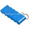 32650 6.4v 12000 mah de alta calidad lifepo4 batería recargable pack