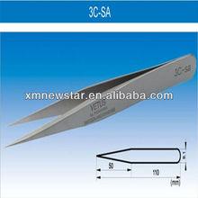 ESD stainless steel tweezer