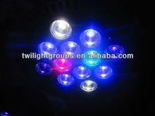 led lighting aquarium Mini Latest (12*3w) Aquarium LED Lighting Blue/White/Red No Any Noisy fresh water aquarium lighting