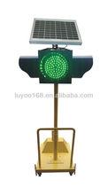 Solar mobile signal