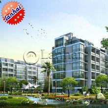 Low-Rise Apartment Buildings Sketch Design Apartments