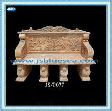stone park benches JS-T077