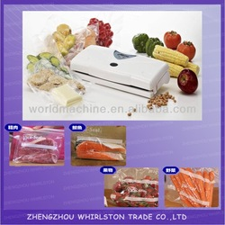 convenient household meat vacuum packing machine