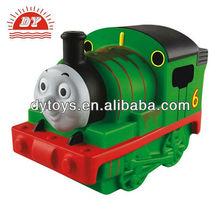 plastic cartoon thomas train toys for kids