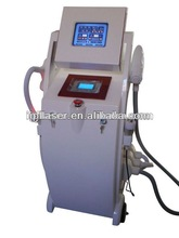 2013 newest 3 in 1 e light IPL RF Laser hair removal multifunction equipment