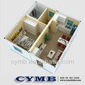 Cymb casas de contêineres