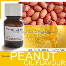 Peanut oil Flavor