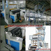 Three layer film blowing machine price