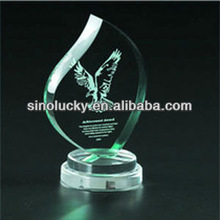 Brand Logo Promotional Acrylic Trophies