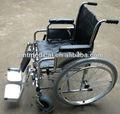 Acero pmt-l01 pintura multi- función plegable silla de ruedas