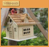 classic new arrival modern wooden bird nest