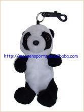 portable mini soft plush animal design golf ball bag FLTF