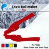 GIFT Plastic winter ski shoes