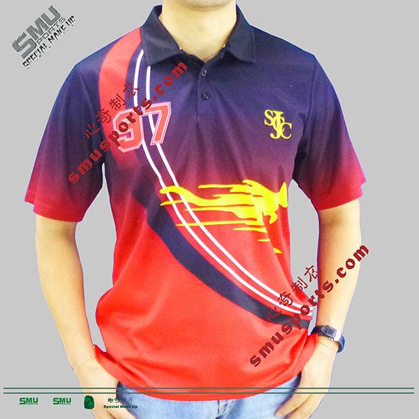 2013 Cooldry nuevo diseño de encargo de las camisas de Polo ...