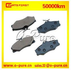 Brake pads for VW TRANSPORTER III Bus or Box O-pure semi-metal brake pad 251 698 151 F none asbestos bestseller