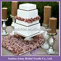 Fl032 torta de boda del soporte y decoración