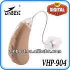 Digital programmable hearing aid for hearing loss about hearing aids for deaf (VHP-904)