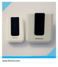 Door furniture & accessories New design 300m Extra Loud Flashing Light Wireless Doorbell Kit Door Chime weatherproof Forrinx b