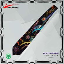 custom label print silk necktie / tie8025 S027