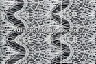 Decorative Fabric for Curtain Wholesale,Yarn Pressed Cotton Lace Fabric