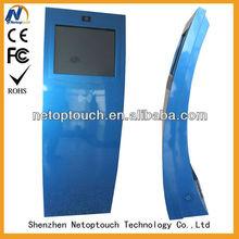 Touch internet kiosk provider