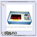 mini láser de grabado y corte de la máquina