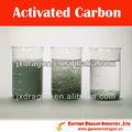 tratamiento de agua de carbón activado de msds