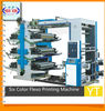 YT series six color plastic film printing machine