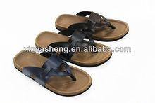 Casual Design Men Leather Sandal Shoe