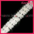 100% de encaje de algodón para decoración de prendas de vestir WTP-599