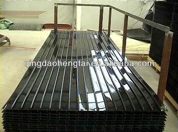 T-grip PVC sheets black