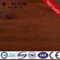 8mm Medium insert Wood Grain pvc floor covering BF093