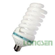 65W Full spiral energy saving light bulb