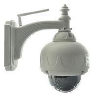 Model AJ-C0WA-C0D8 4 level zooming night vision waterproof speed wifi wireless ip ptz ccd camera ptz cam