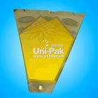 plastic bag flower sleeve bags
